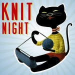 Knit night 3