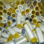 end rolls of monofilament thread 75 cents per spool